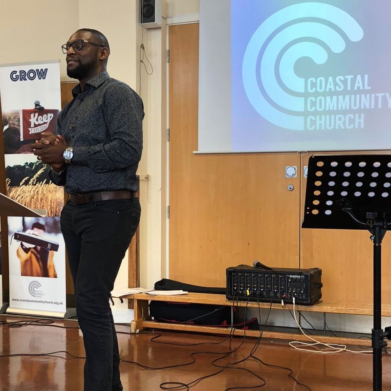 Misheck Manhanha​ from Living Waters Church, Paignton preaching on 'The Process before the Promise'.